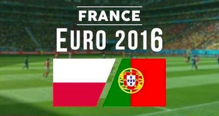 POLÓNIA-PORTUGAL | DIRECTO | 30-06-2016 | 19:00