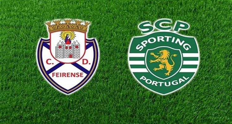 Feirense Sporting: FUTEBOL DIRETO: FEIRENSE - SPORTING