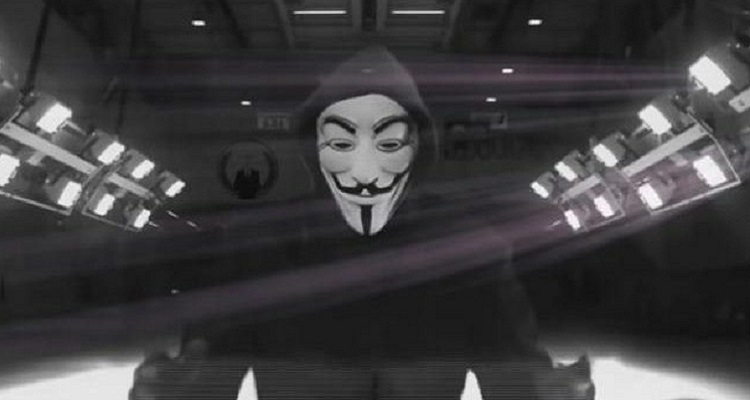 ANONYMOUS VS DAESH