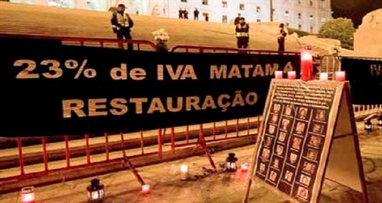 IVA RESTAURAÇÃO BAIXA HOJE