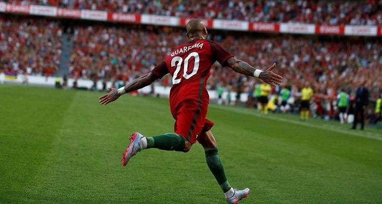 EURO2016: PORTUGAL 7 - ESTÓNIA 0