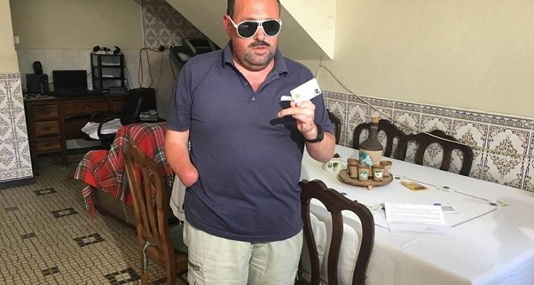 CEGO IMPEDIDO DE ABRIR CONTA A PRAZO