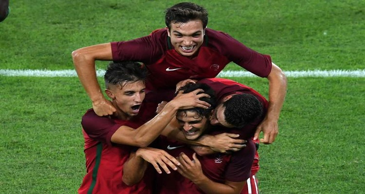 JO2016: PORTUGAL S23 VENCE ARGENTINA