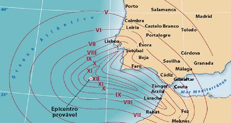 SISMO DE 1755 PODE REPETIR-SE