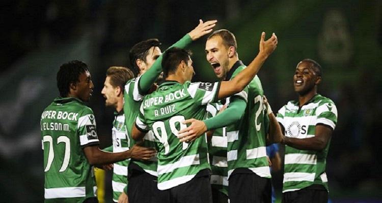 Sporting Feirense: SPORTING VENCE FEIRENSE