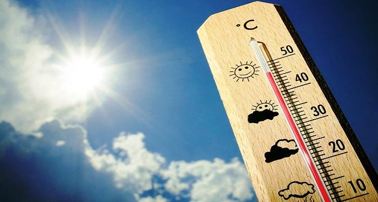 Temperaturas podem chegar aos 43 graus