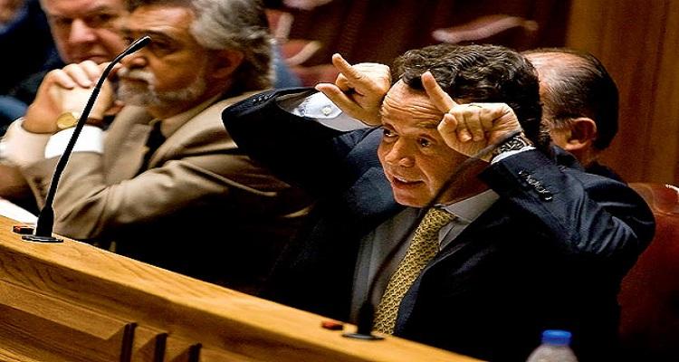 Manuel Pinho ouvido pela Polícia Judiciária