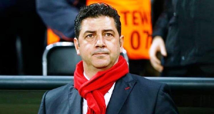 Rui Vitória eleito o melhor treinador da I Liga em 2016/17