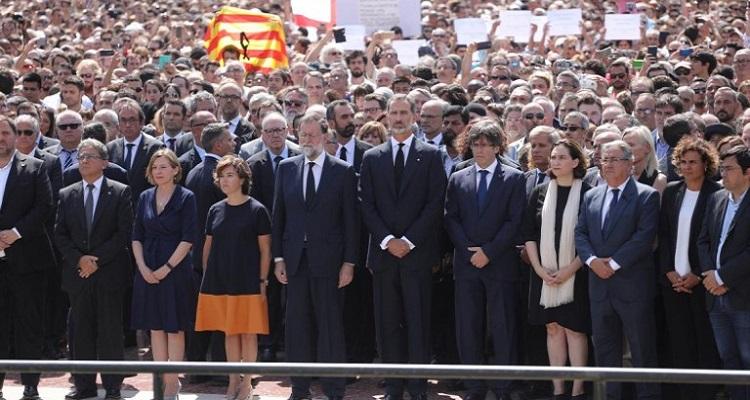 Polícia espanhola mata quatro terroristas após atentado em Barcelona