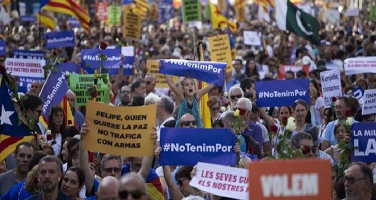 Número de mortos de atentado de Barcelona sobe para 16