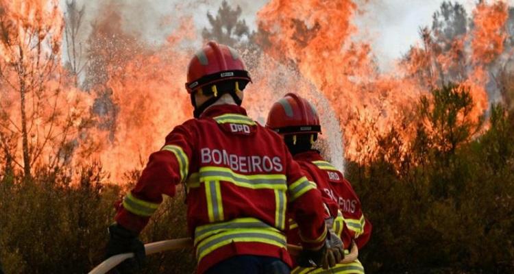 Incêndios: Aldeias evacuadas em Vila de Rei, Coimbra e Vila Real
