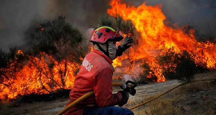 Portugal acciona Mecanismo Europeu de Protecção Civil — Incêndios