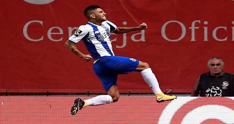 Futebol: I Liga/ Sporting de Braga -- FC Porto (ficha)