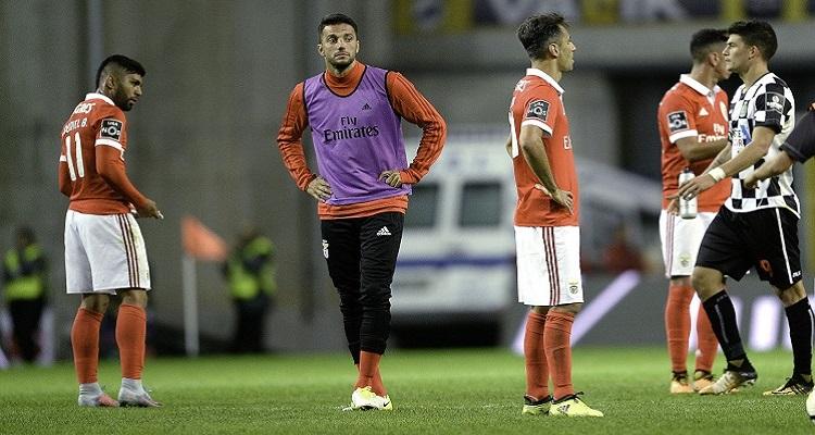 Boavista 0-1 Benfica