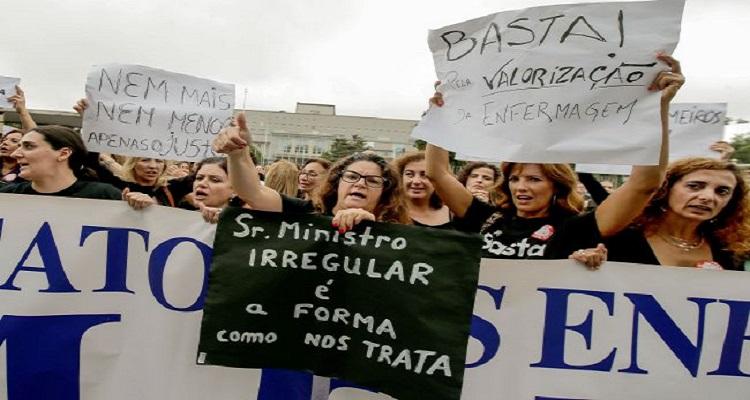 Enfermeiros. Sindicatos cancelam greve da próxima semana