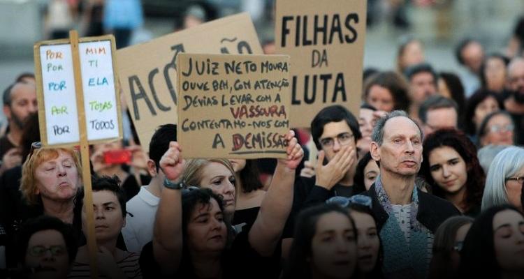 Juiz do Porto diz que condena a violência doméstica