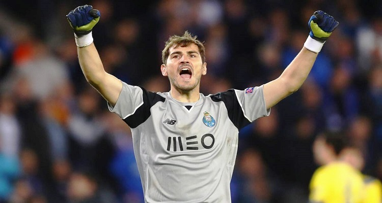 Casillas: