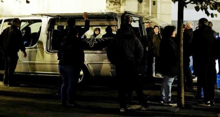 PSP interrompe velórios e leva corpos das vítimas de legionella
