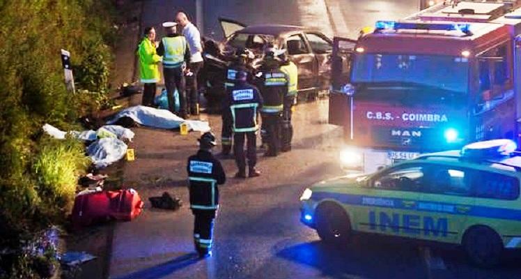 Condutor que atropelou mortalmente peregrinos condenado a seis anos de prisão