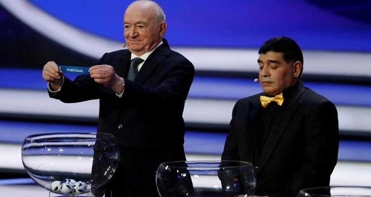 Fernando Santos assume favoritismo, mas lembra campanha de Irão e Marrocos