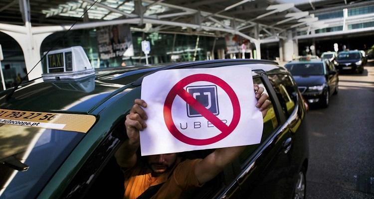 Uber em Portugal é considerada ilegal pelo Tribunal da Relação
