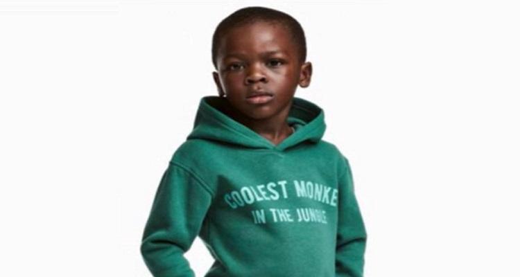 Criticada, H&M se desculpa e retira publicidade racista do ar