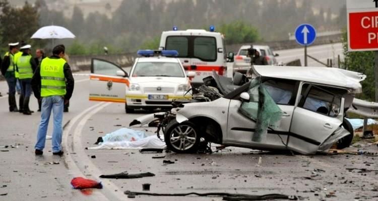 Operação Carnaval da GNR com mais acidentes e mortes e menos feridos