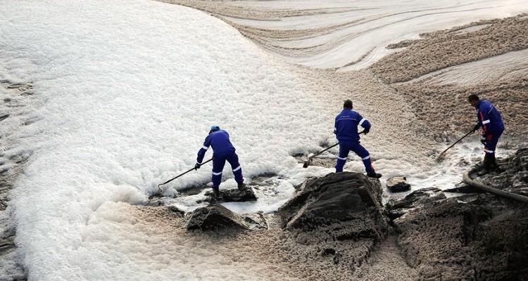 Poluição no Tejo. O mistério das amostras desaparecidas