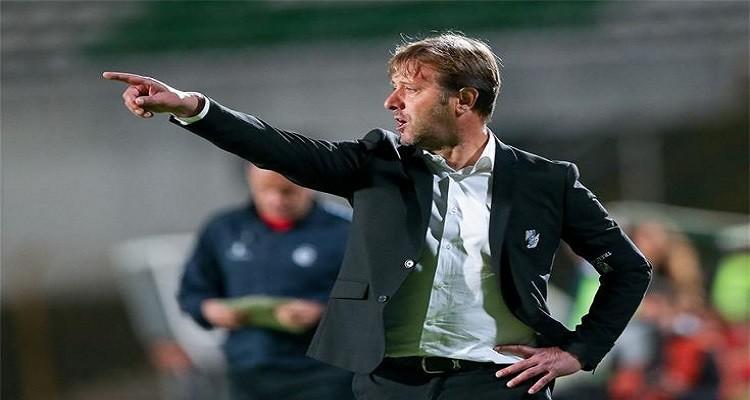 Pedro Martins já não é o treinador do Vitória SC