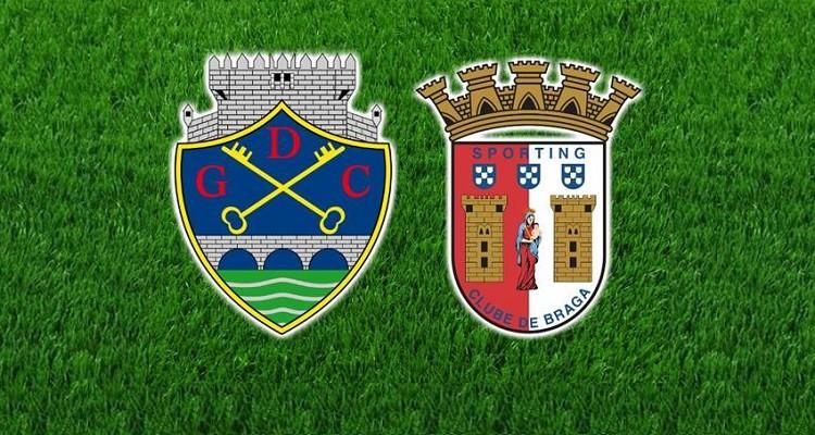 Braga Chaves: FUTEBOL DIRETO: CHAVES Vs BRAGA
