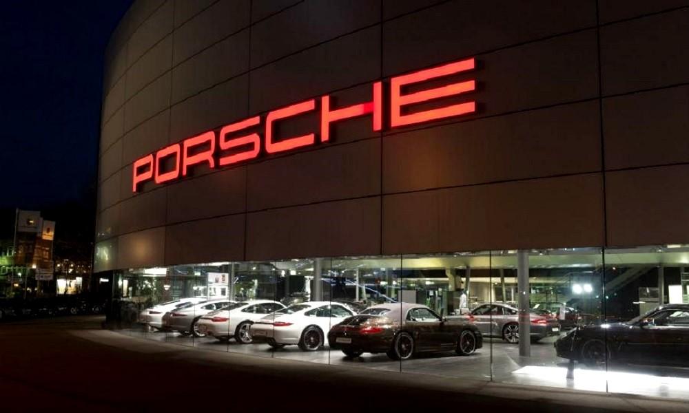 Porsche e Audi alvo de buscas na investigação da manipulação de emissões