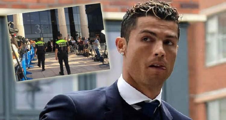 Fisco espanhol propõe a Ronaldo pagar 10 milhões e assumir culpa