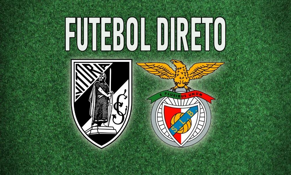 ea745d152e FUTEBOL DIRETO  VITÓRIA SC vs BENFICA