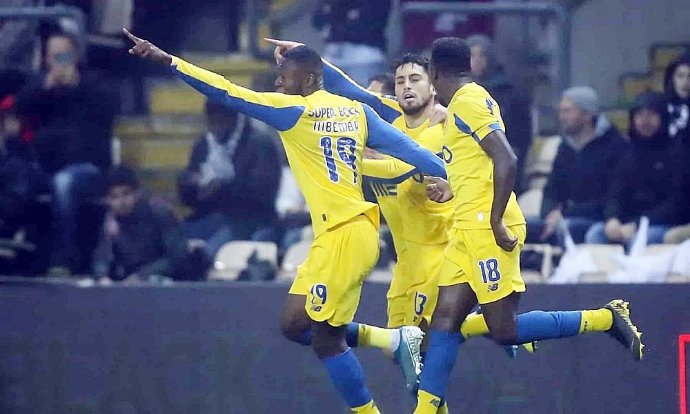 FC PORTO VENCEU O BOAVISTA (1-0) NO XADREZ DO BESSA (VÍDEO)